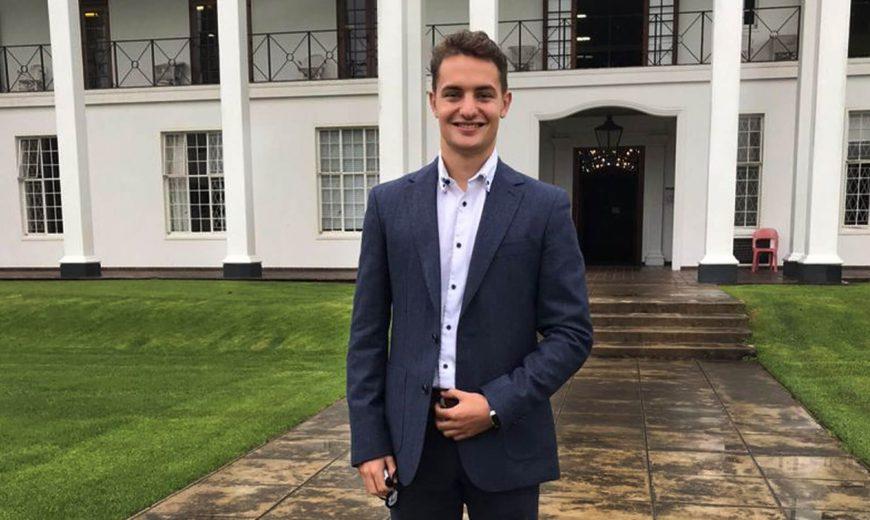 TAG Foundation Old Boy, Jethro Pieterse - Update