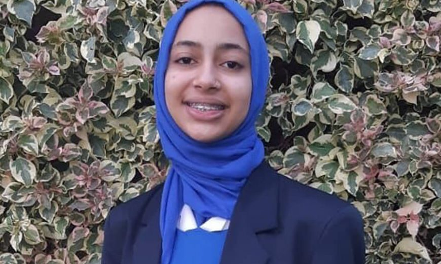Academic Scroll for Aisha Latiff