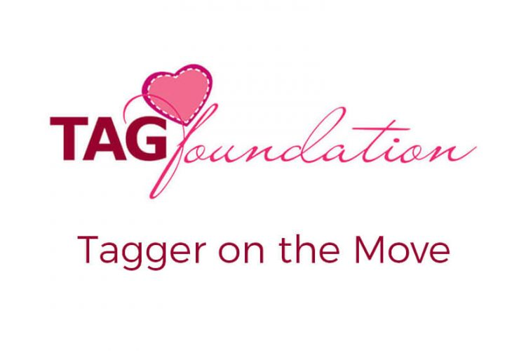 TAGGER On the Move